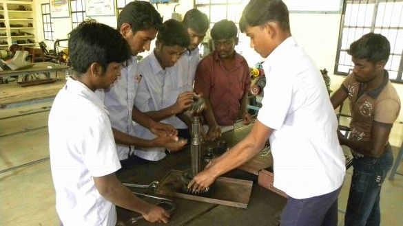 INDIA: Sri Lankan Refugees Set to Graduate from Unique Training Program