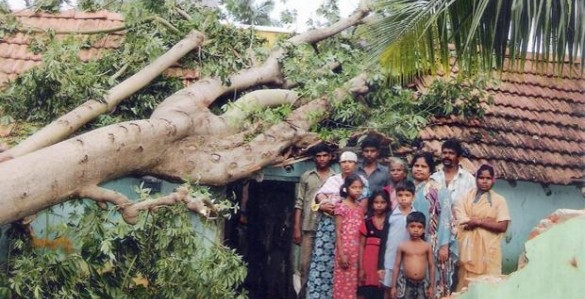 INDIA: Salesians Provide Relief, Plans for Future after Cyclone Thane Hits Southeast India