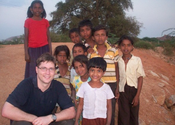 Salesian Lay Missioners Program Director Visits India, Cambodia to Assess Needs