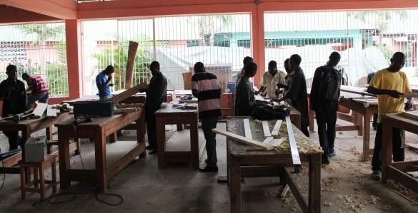 Woodworking trade schools