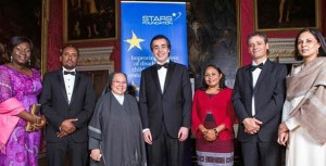 Laura Vicuña Foundation Wins 2012 Stars Impact Award