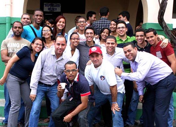 DOMINICAN REPUBLIC, PUERTO RICO: Past Salesian Pupils Association Growing