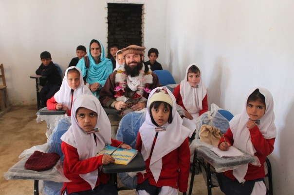 PAKISTAN: U.S. State Department Extends Funding for Salesian Missions Program for Afghan Refugee School Children