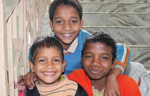 INDIA: Rehabilitating and Bringing Hope to Street Youth