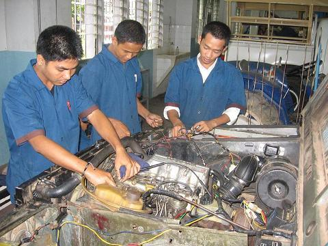 CAMBODIA: First Graduates of Salesian Vocational School in Battambang Have Brighter Futures