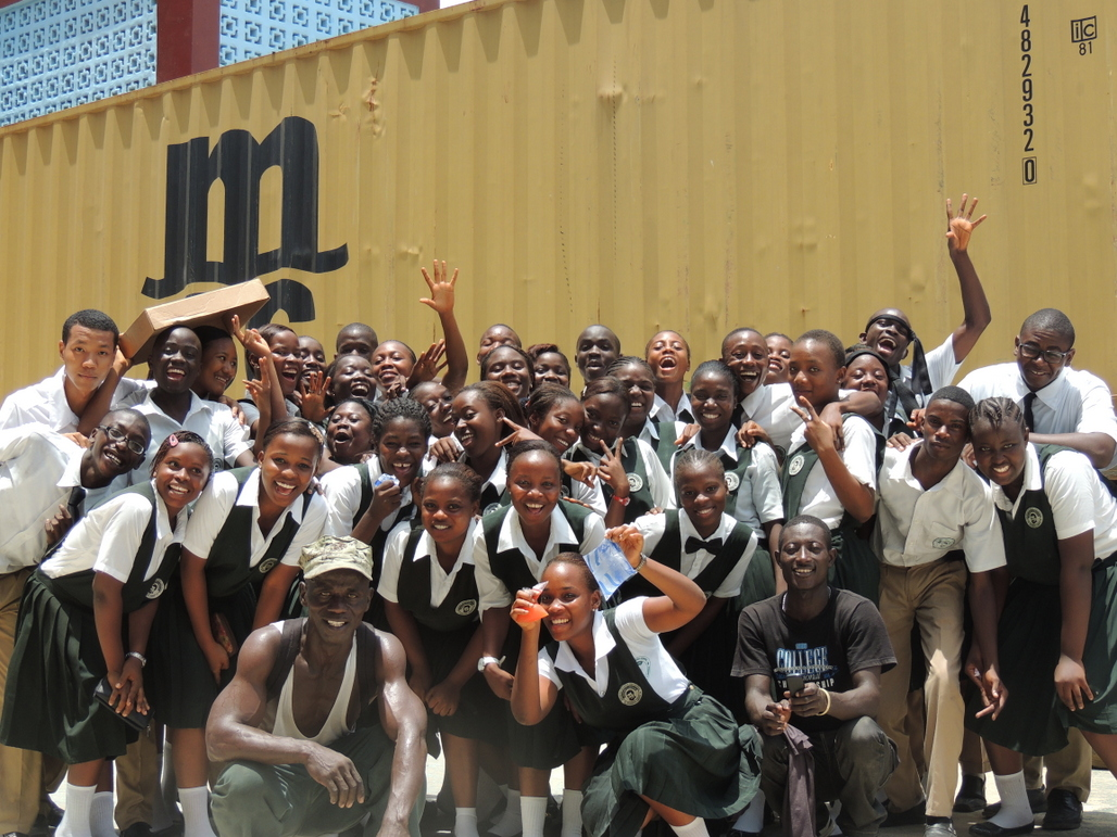 LIBERIA: More Than 1,000 Students Benefit from New School Furniture