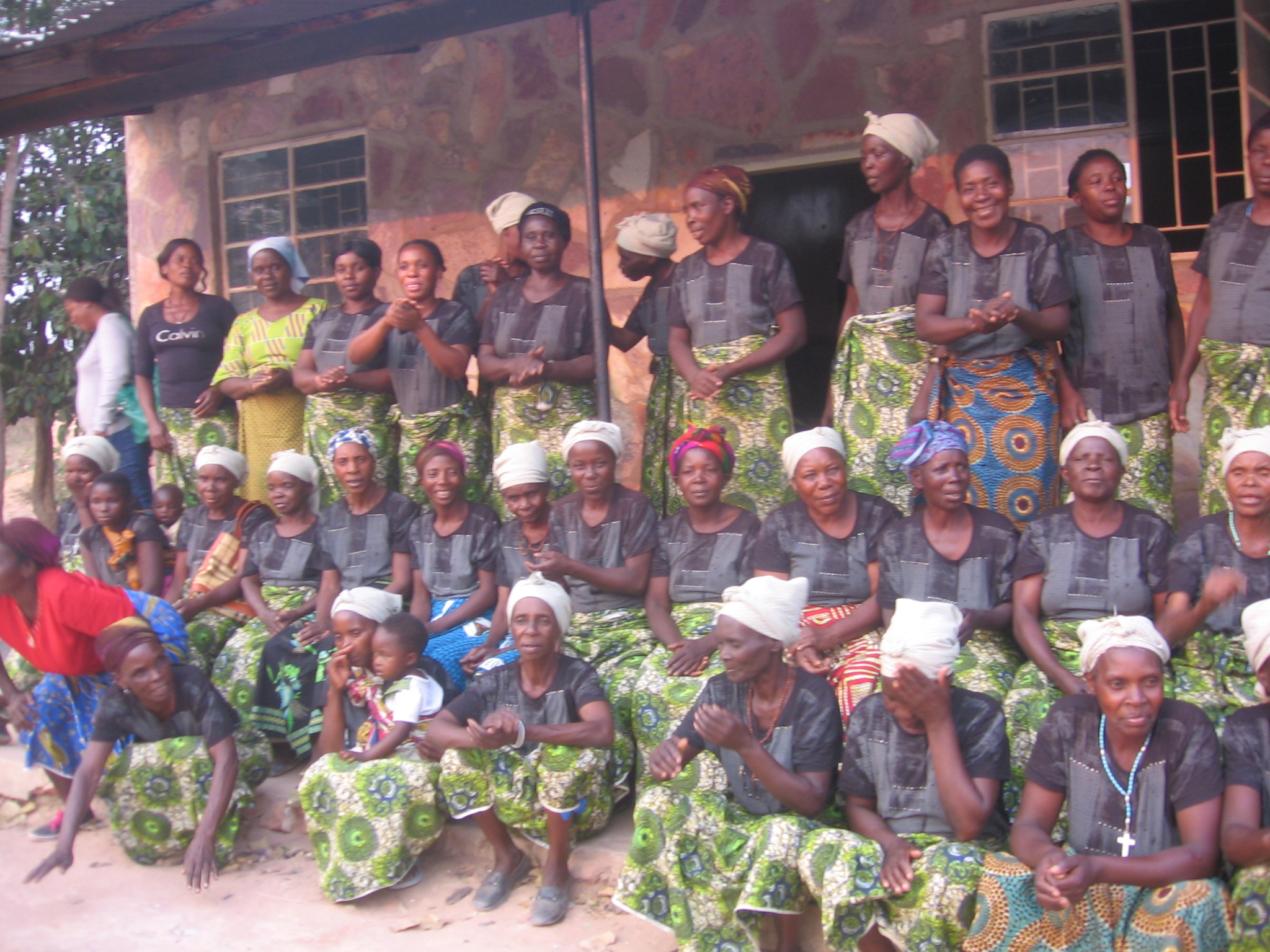 zambia more than 5000 poor youth and elderly benefit