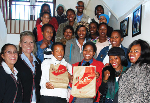 SOUTH AFRICA: Salesian YES Project Provides Employment Opportunities to More than 300 Youth Each Year