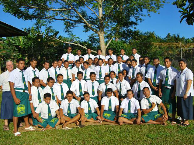 SAMOA: Don Bosco Technical School Places 85 Percent of Graduates in Workforce