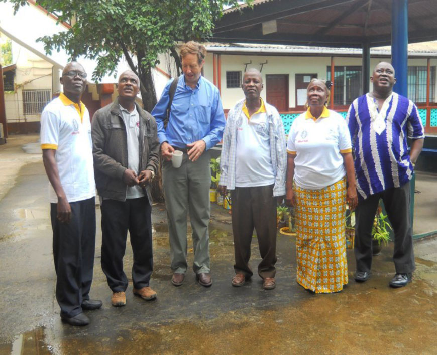 LIBERIA: Schools Planning to Re-Open in February, Salesian Missionaries are Preparing and Responding with Teacher Education