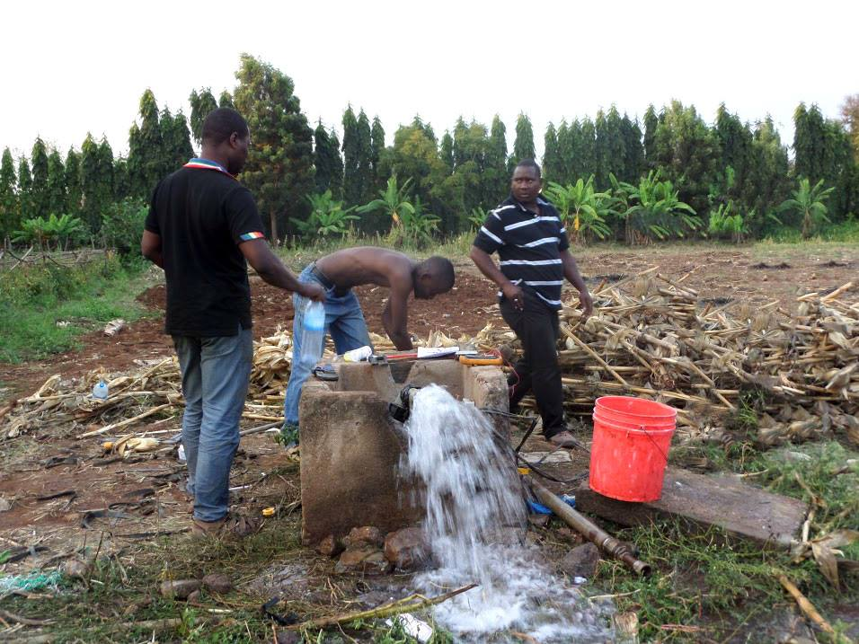 TANZANIA: Water Projects Provide Clean, Safe Water for Salesian-run Programs
