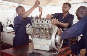 SudanDon Bosco Technical School in El Obeid