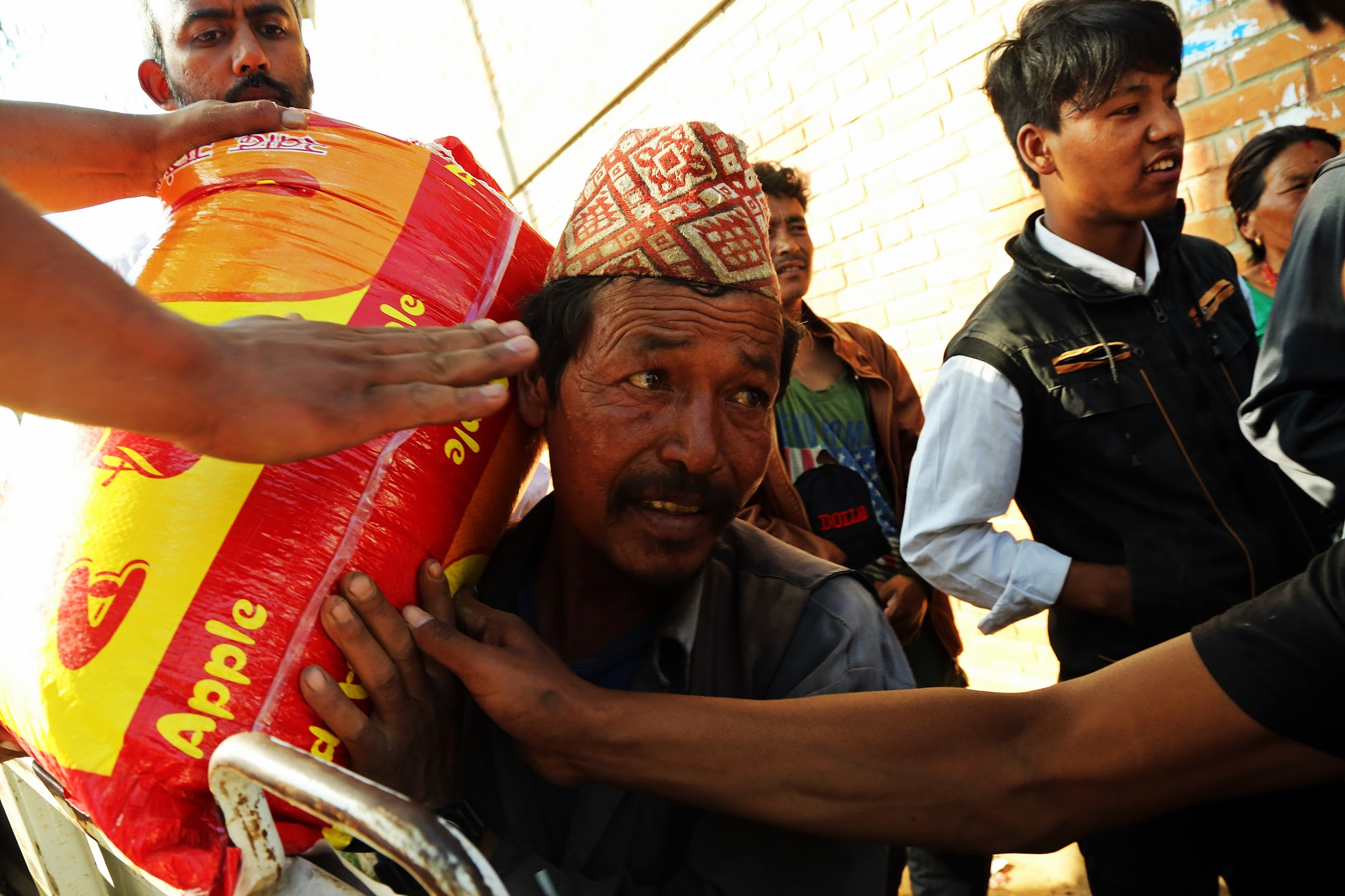 NEPAL: Missionaries Distribute Aid, Begin Providing Materials for Shelter in Preparation for Monsoon Season