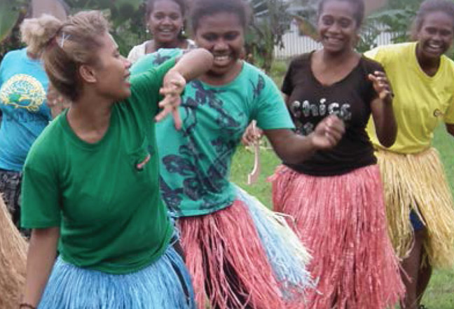 SOLOMON ISLANDS: Salesian Missionaries Help Youth Learn a Trade at Don Bosco Technical Institute