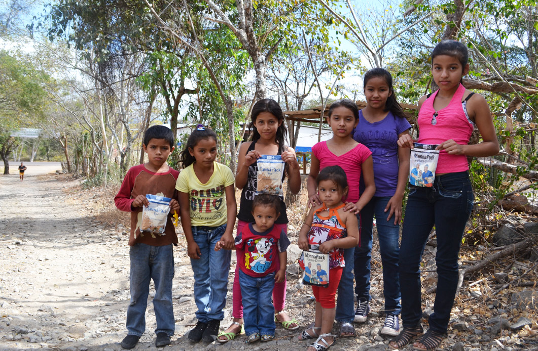 NICARAGUA: More Than 20,000 People Living in Poverty Have Access to Better Nutrition Thanks to Food Aid Donation from Feed My Staring Children