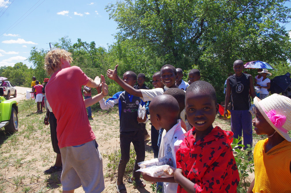 SWAZILAND: Students in Salesian Programs Receive Better Nutrition Thanks to Stop Hunger Now Donation