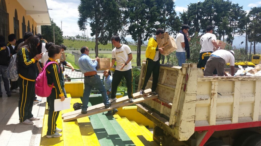 ECUADOR: Salesian Missionaries Create Action Plan to Assist More Than 42,000 Affected by Earthquake