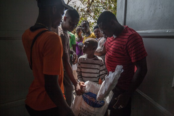 HAITI: Missionaries Continue Relief Efforts After Hurricane, Plan for Long-term Recovery and Reconstruction