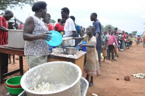 South Sudan Refugee Response
