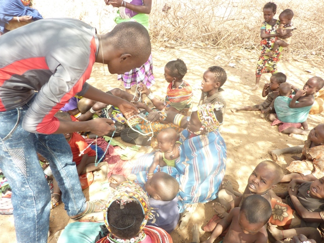 KENYA: Salesian Missionaries Provide Food and Water as Drought and Food Insecurity Affect Kenyan Communities