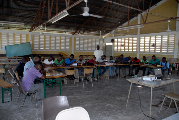 HAITI: Salesian Missions Receives Grant Funding from USAID for Hunger for Education Project