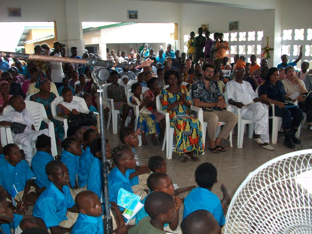BENIN: Salesian Missionaries Provide Shelter and Education to Street Youth in Benin