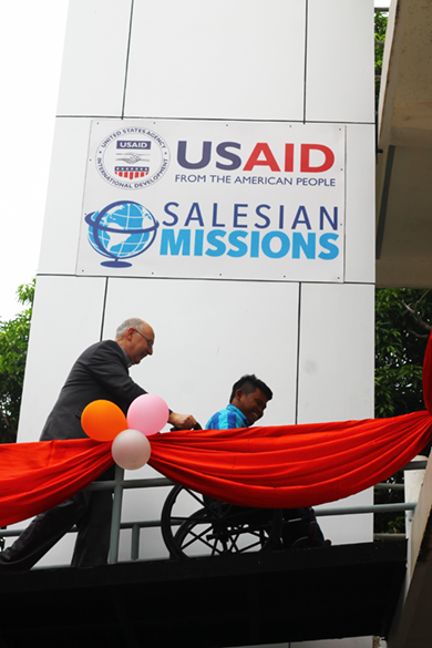 CAMBODIA: Salesian Missionaries Hold Official Opening Program at Don Bosco Kep to Highlight School Improvements Funded by USAID
