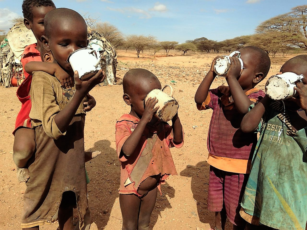 KENYA: Salesian Missions Launches Fundraising Appeal to Assist Families Suffering from Drought