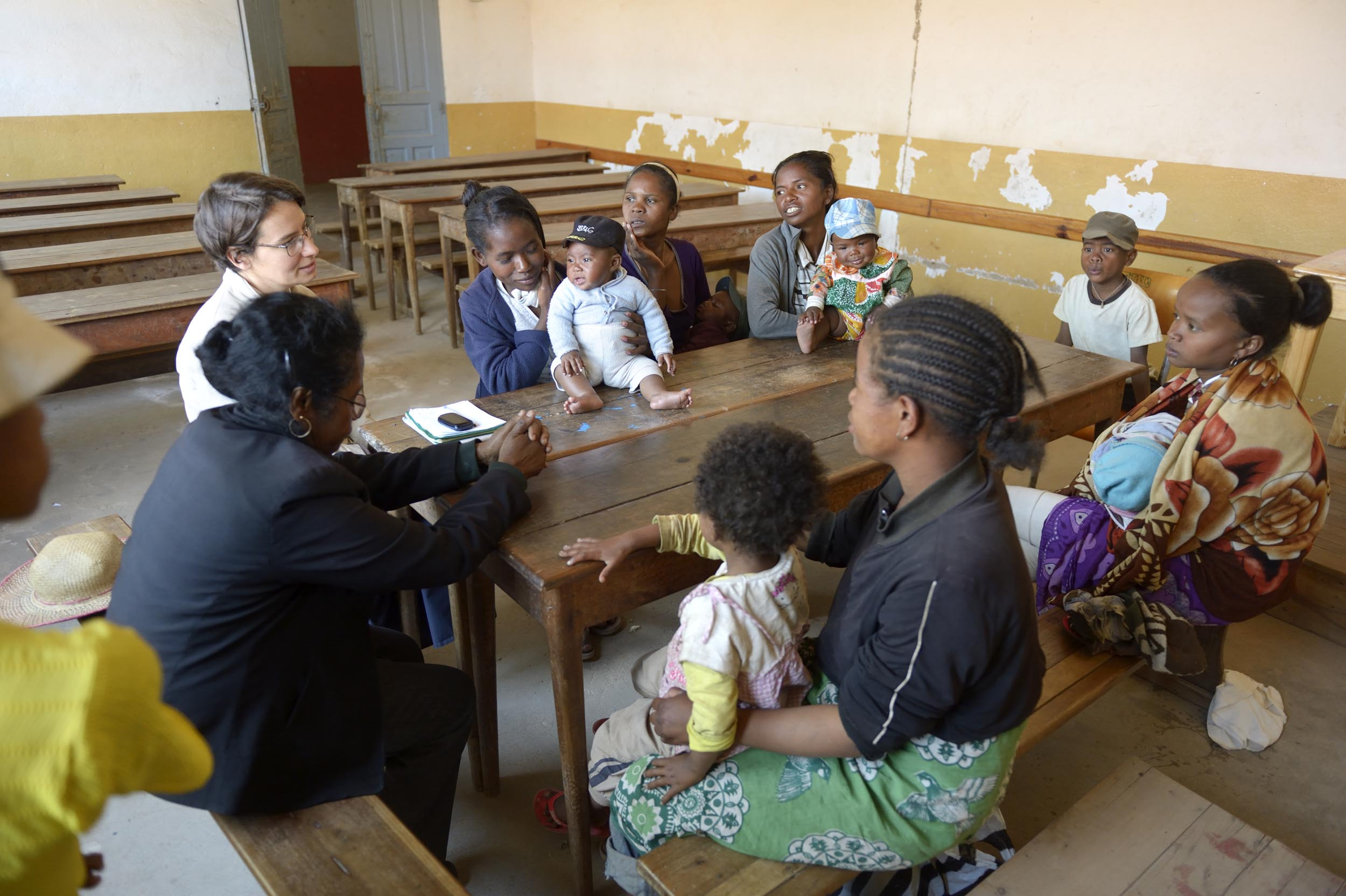 MADAGASCAR: Salesian Programs for Youth and Women Bring Hope to Families