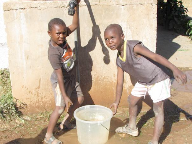 DR CONGO: Close to 4,000 Salesian Students and Staff Have Better Access to Clean Water
