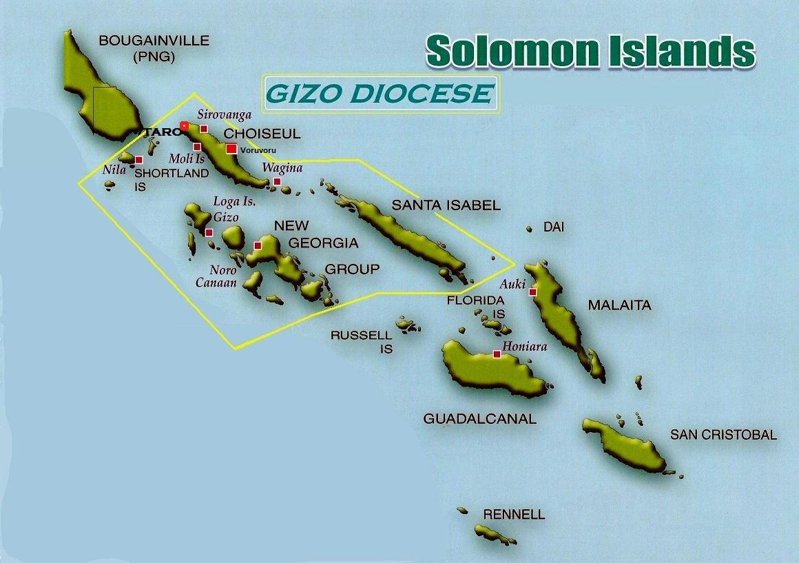 SOLOMON ISLANDS: Salesian Missionaries Working to Rebuild After 5.2 Magnitude Earthquake