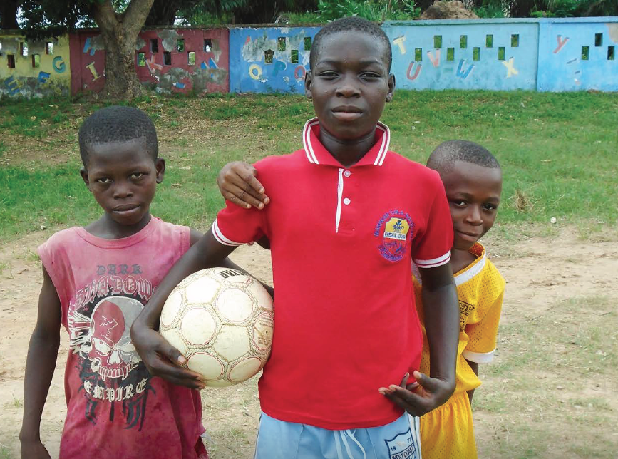 WEST AFRICA: Salesian missionaries are bringing hope to 29,000 youth across Ghana, Liberia, Nigeria and Sierra Leone