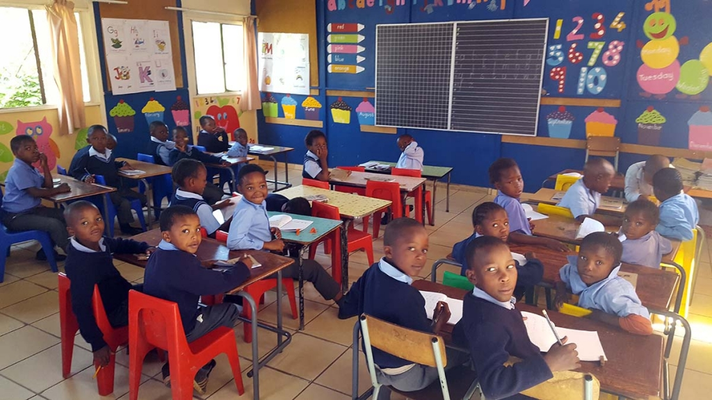 SOUTH AFRICA: Salesian Sisters operate education and social programs to aid youth in poverty