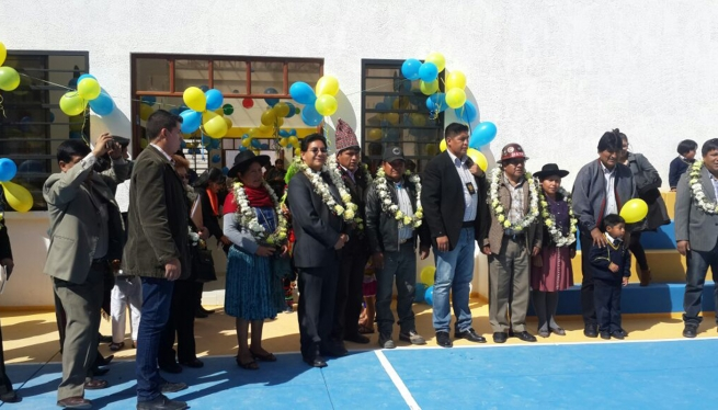 BOLIVIA: People's Schools of Don Bosco educates more than 123,000 students
