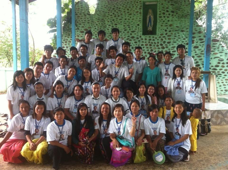 MYANMAR: Salesian missionaries provide life-changing education and social programs
