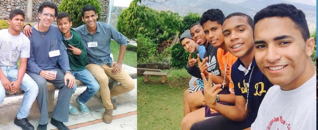 VENEZUELA: Salesian missionaries continue programs for poor and homeless youth despite instability in the country