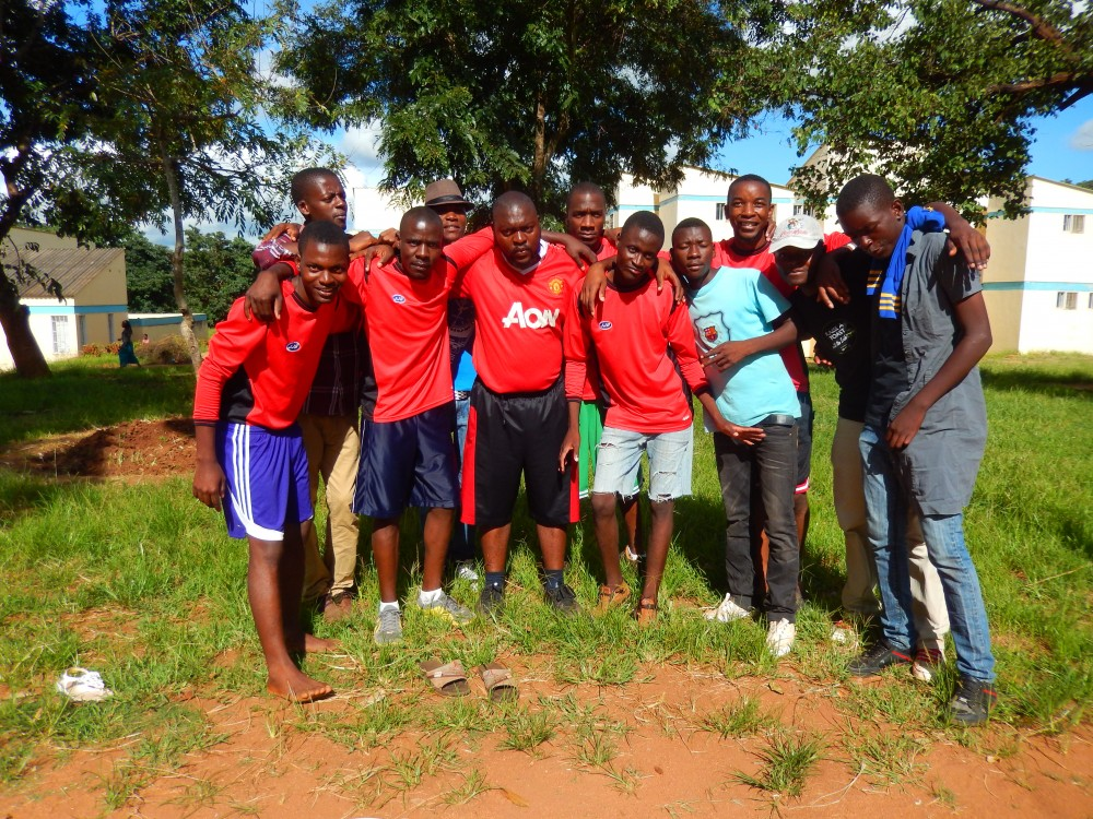 MALAWI: Don Bosco Youth Center provides youth a safe space for sports and technical education