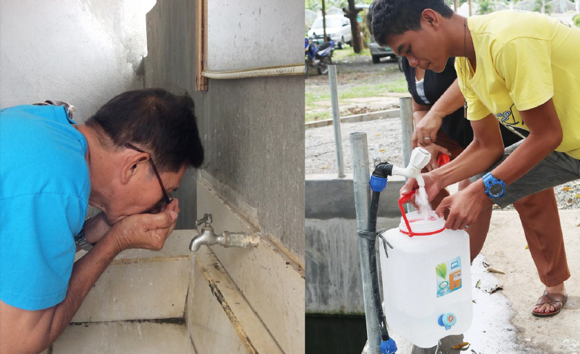 PHILIPPINES: New water project provides clean, fresh water to 2,000 residents