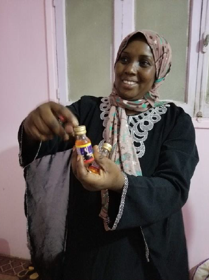 "EGYPT: Sudanese refugee able to launch training center to help other refugees thanks to ""Sunrise Project"""