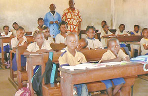 REPUBLIC OF THE CONGO: Salesian Missions donors provide funding for several infrastructure improvements at Salesian schools