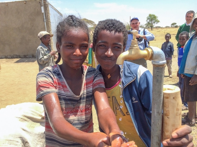 eritrea salesian missionaries collaborate with italian doctor to