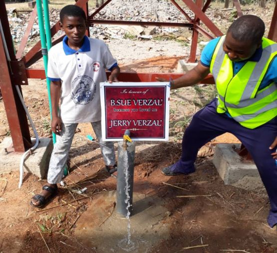"WORLD WATER DAY: Salesian Missions ""Clean Water Initiative"" ensures youth around the globe have access to clean, safe water"